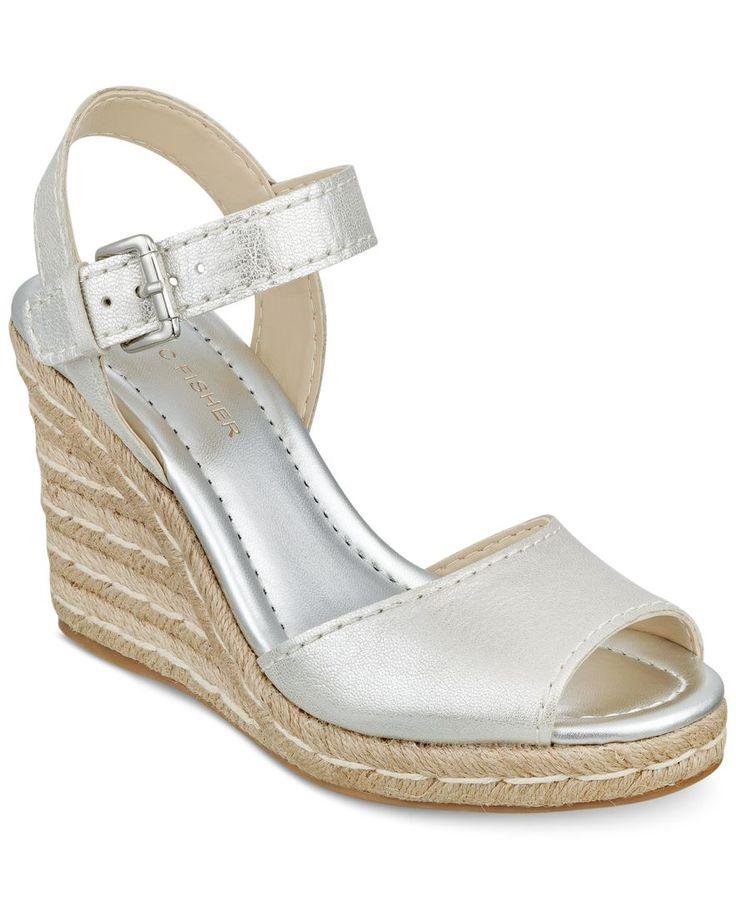 Marc Fisher Maiseey Espadrille Wedge Sandals