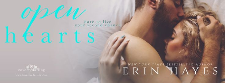 Title: Open Hearts Author: Erin Hayes Genre: NA Contemporary Romance Standalone Published: February 26, 2016 Cover Designer: Cover Me Darling My heart isn't my own. And I don't mean romantically. …