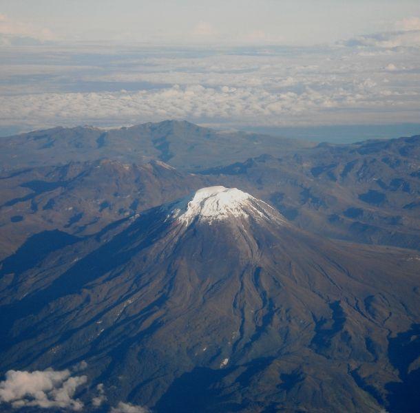 Volcan #Nevado del Ruiz - Libano, #Tolima, #Colombia