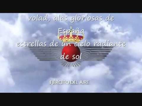 Imno ejército español del aire