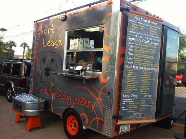 Short Leash Hot Dogs Food Truck « The Hot Sheet | The blog about what to do and where to go in Phoenix, AZ