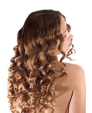 """Make this hairstyle with a """"3 Barrel Waver""""..Its my new love! Really does make beautiful S waves like this."""