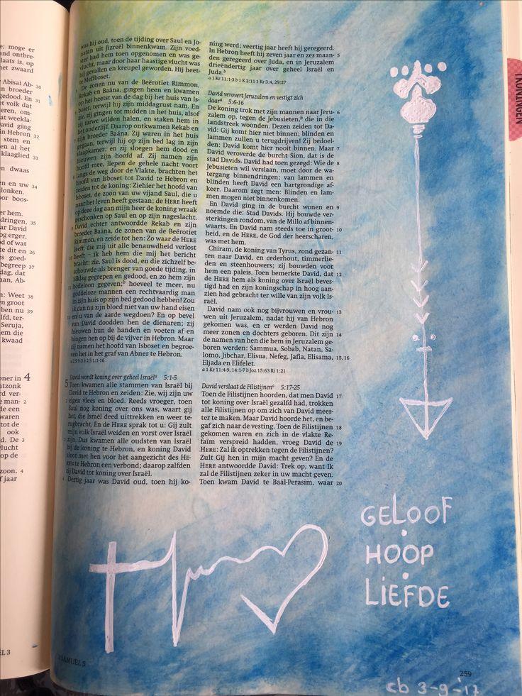 Geloof hoop en liefde C vd Berg Gouda
