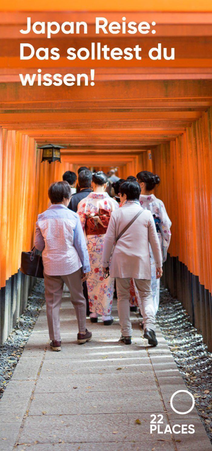 Japan Reisetipps: Die besten Tipps für deine Reise [+ Route]