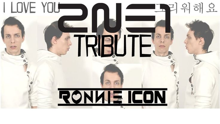 2NE1 Tribute by Ronnie Icon
