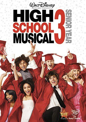 High School Musical 3: Senior Year (Single-Disc Theatrical Version) $5.73