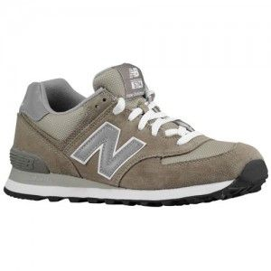Cheap Online New Balance 574 Suede Rihanna Trainers Womens Grey/Silver/White/Black Discount
