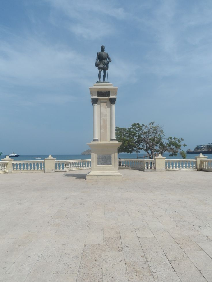 Rodrigo Bastidas. Fundador de Santa Marta.