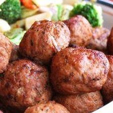 Boulettes de porc, érable et gingembre pour 4 personnes - Recettes Elle à Table