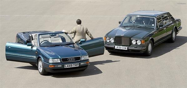 Mobil Putri Diana akan Dilelang