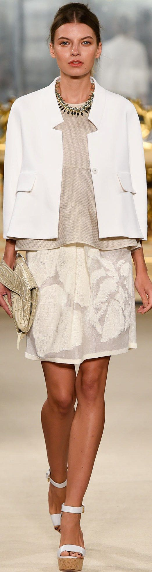 Les Copains Ready to Wear Spring