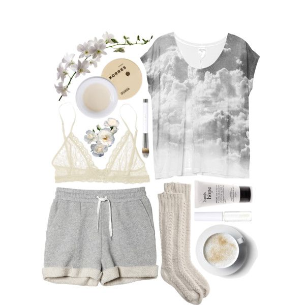 """Creme"" by respira on Polyvore"