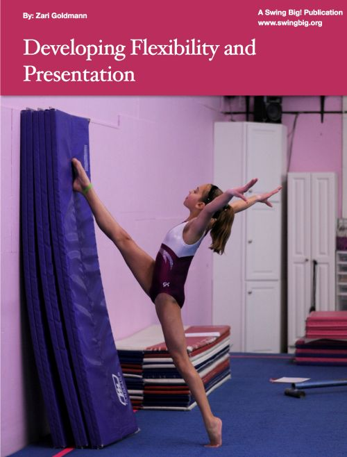 186 best gymnastics images on pinterest gymnastics coaching new ebook developing flexibility and presentation fandeluxe Image collections