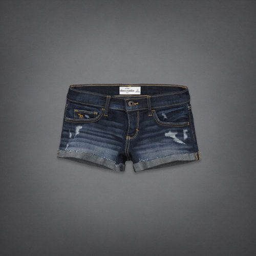 abercrombie kids low rise shorts