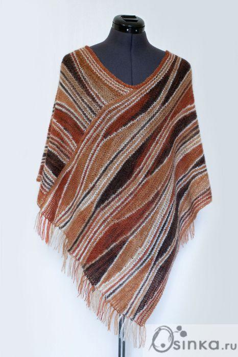 МК - азы «swing-knitting» - поворотного вязания. Обсуждение на LiveInternet…