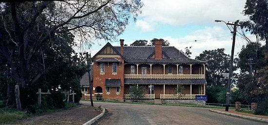 """OLD YORK HOSPITAL""""  York,   Western Australia is haunted, i use to stay here on school holidays."""