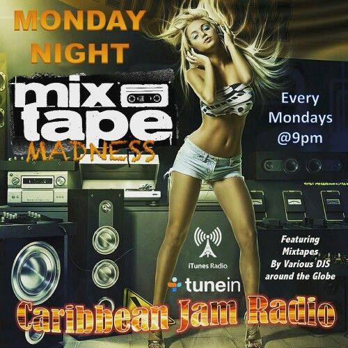 Monday Night Mixture Madness - Every Mondays at 9pm on CJR.