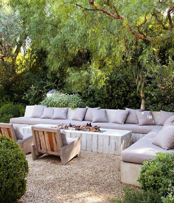 elegant lush drought tolerant backyard