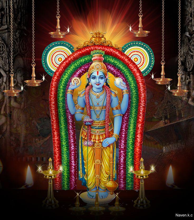 Krishna In 2019