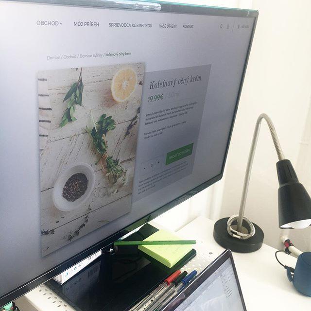 Quick snapshot of todays work. E-commerce project for bio-cosmetics is getting its shape . . . . . . #productdesign#ui#ux#webdesigner #appdesigner#webdesign#uxdesign #uidesignpatterns#uidesign#userexperience#userinterface #productdesigner#uiux#interactiondesign #uidesigner#sketchapp#becreatives #designlife#weloveuserinterface#weloveui #designselection#dribbble #designinspiration#brno#bratislava#praha