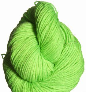 Madelinetosh Tosh Vintage - Chartreuse: Color, Madelinetosh Tosh