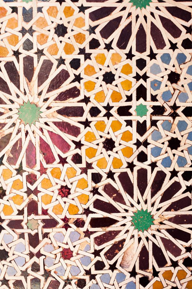 .: Art Patterns, Modern Bathroom Design, Tile Patterns, Islam Patterns, Moroccan Style, Travel Food, Mosaics Tile, Moroccan Tile, Design Bathroom