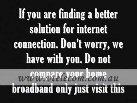 Campare internet AND home broadband bundles IN Australia BY Vtelecom VTELECOM provides you a better plan for home broadband bundle in Australia. Visit us: https://www.vtelecom.com.au/adsl2-landline-bundle/home-bundle-broadband-landline.html