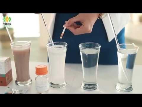 Demo Produk TIENS Nutrient Calcium Powder