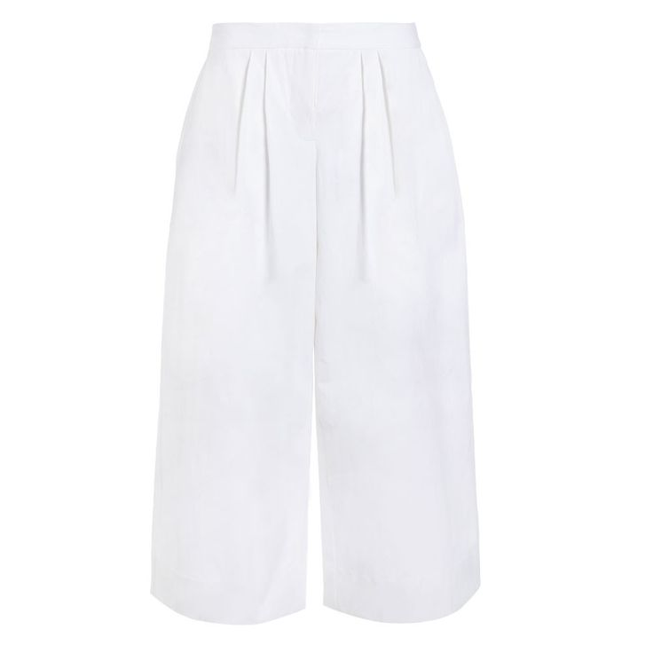 Seer Coated Cotton Pant
