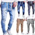 BEHYPE Men's Jogger Slim fit Pants Je...