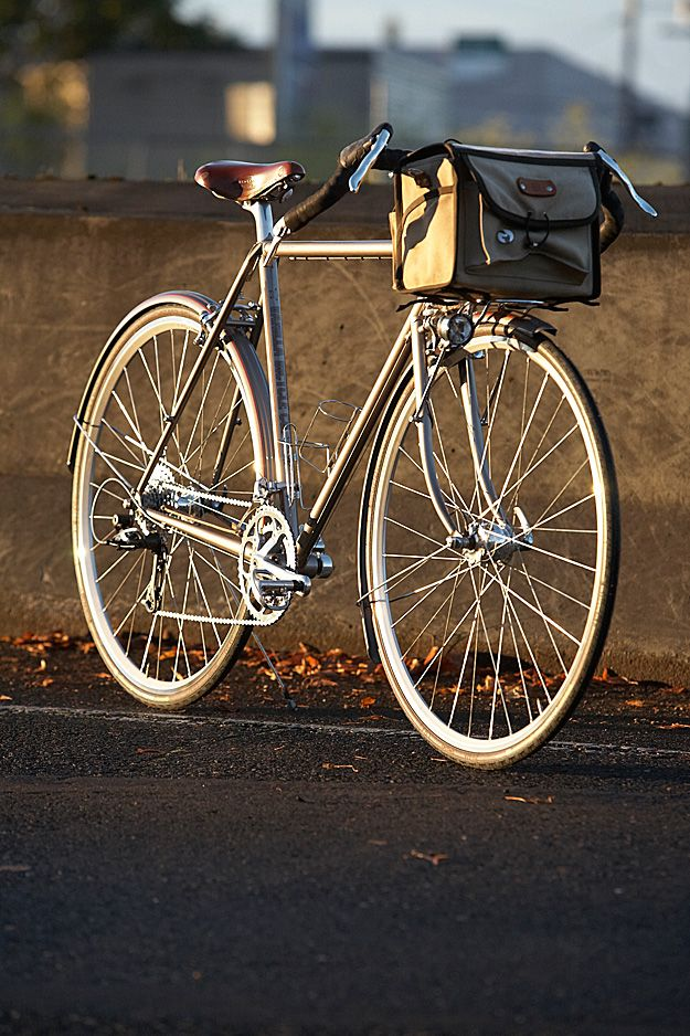 VANILLA BICYCLES RANDONNEUR