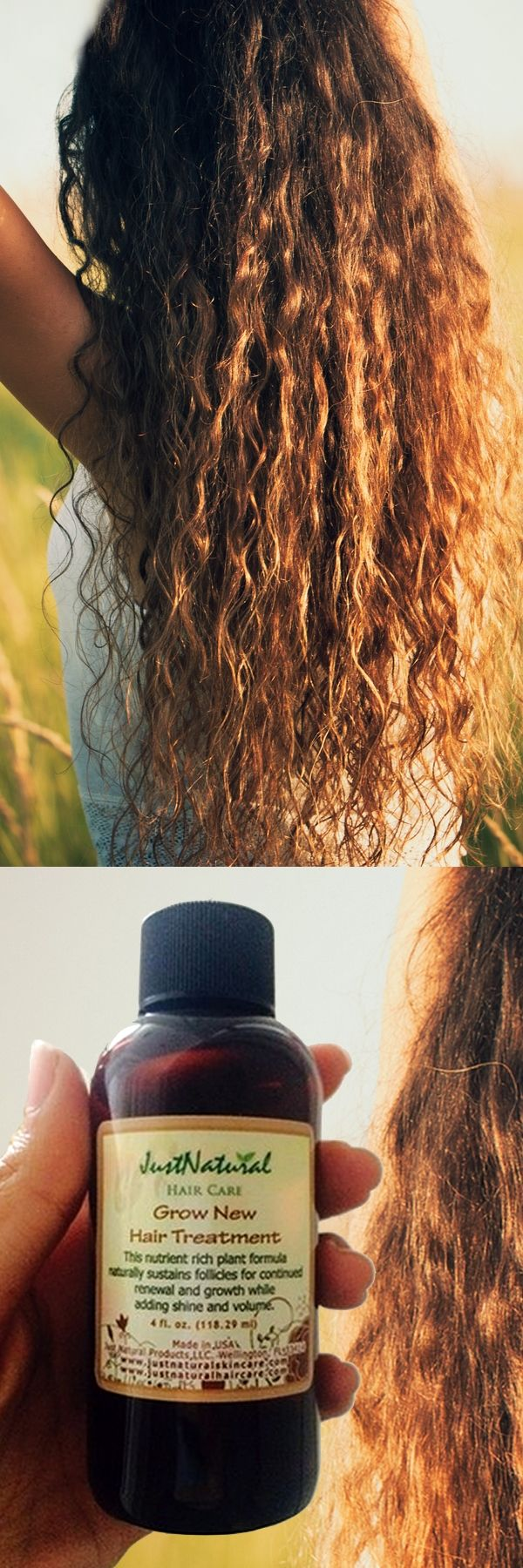 Grow New Hair Treatment Encourage Scalp To Grow New Hair to Grow Your Hair…