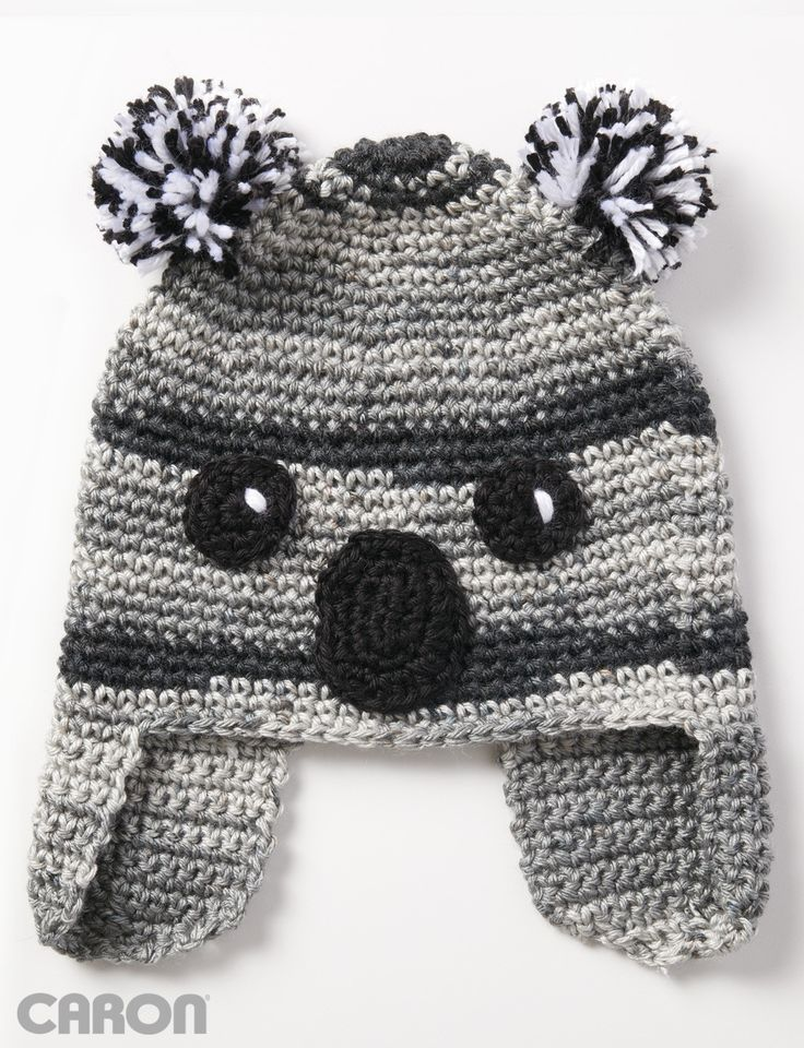 Free Crochet Animal Hat Patterns For Adults : 292 best images about Crochet (Animal Hats) on Pinterest ...