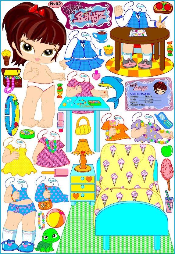 Почему для меня не нарисовали этих кукол / Бумажные куклы / Бэйбики. Куклы фото. Одежда для кукол
