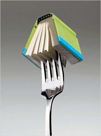 L'appétit de lire.