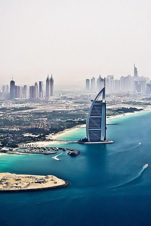 Tom Wright's Burj Al-Arab, Dubai