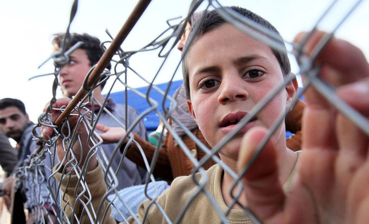 Jewish Groups Lead Push To Crack Open Doors to Syria Refugees - News – Forward.com