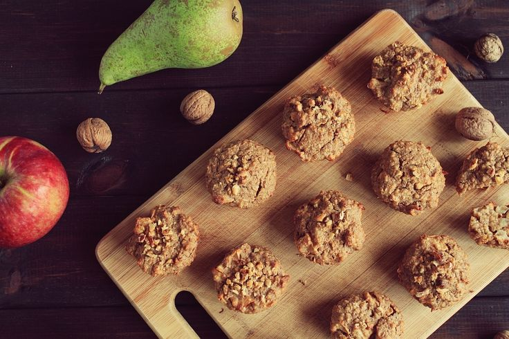 Jaglano – owsiane muffinki