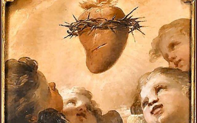 La devozione al Sacro Cuore di Gesù Come è sorta e come si è diffusa la devozione al Sacro Cuore di Gesù? Già adombrata nei testi biblici e poi approfondita dai Santi Padri, dai Dottori della Chiesa e dai grandi mistici medievali, ques #margheritamariaalacoque #sacrocuore