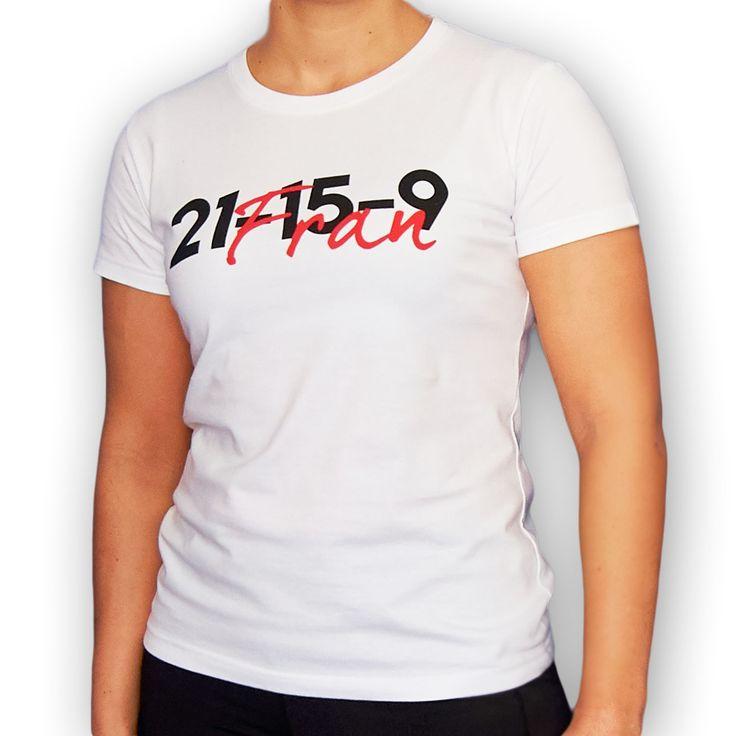 Camiseta Crossfit Fran