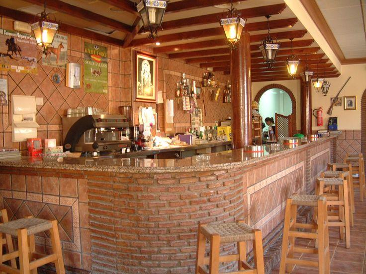 decoracion para bar  | Restaurantes Benameji
