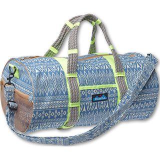 Blue Blanket Bitsy Duffel Bag #KAVU at RockCreek.com