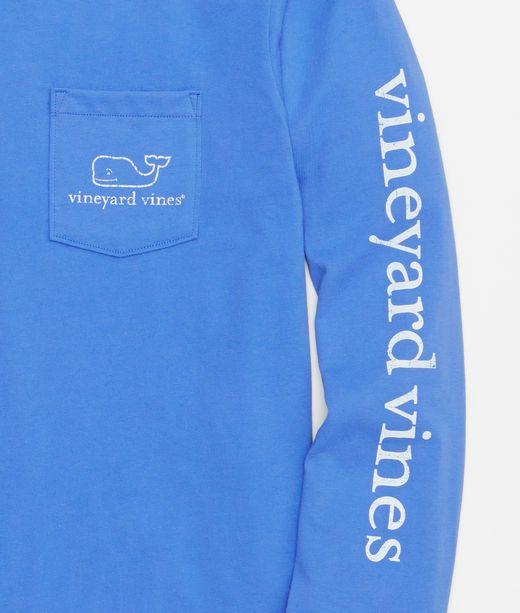 Shop Long-Sleeve Vintage Graphic T-Shirt at vineyard vines