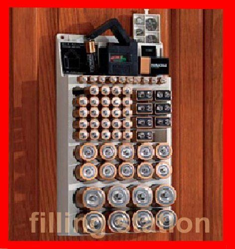 Amazing Range Kleen WKT4162 Battery Storage Rack By Range Kleen. $9.99. Http://