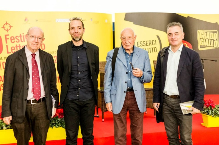 Le immagini dell'apertura ufficiale del quinto #festival letterario #Grado Giallo #gradogiallo5