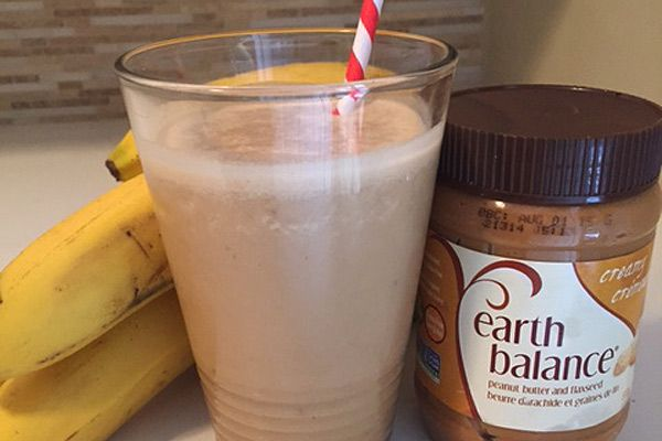 Dr. Joey's mocha maca morning smoothie