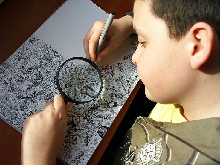 Srbský umelec Dušan Krtolica je mnohými dospelákmi považovaný za zázračné dieťa. Tento, iba 11-ročný chlapec, kreslí širokú škálu anatomicky správnych rastlín a živočíchov, na vysokej úrovni (na svoj vek). Komplikované kresby sú plné detailov a doslova prekypujú životom.