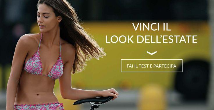#partecipaevinci il look dell'estate firmato #verdissima con #vanityfair! <3