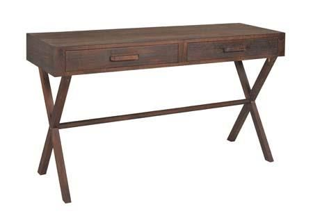 Vintage cross leg hall table unique modern styled furniture at reasonable price. Visit http://solidwoodfurniture.co/product-details-pine-furnitures-4941--vintage-cross-leg-hall-table.html