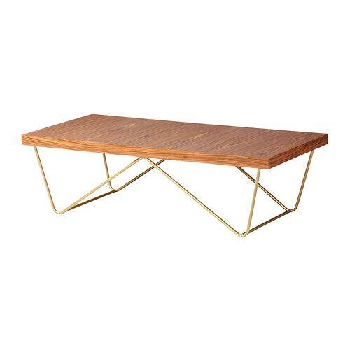 IKEA - LILLBRON, Salontafel, De duidelijke adering in het populierenfineer geeft elke tafel een uniek uiterlijk.</t><t>Gefineerd tafelblad: slijtvast, vlekbestendig en makkelijk schoon te houden.